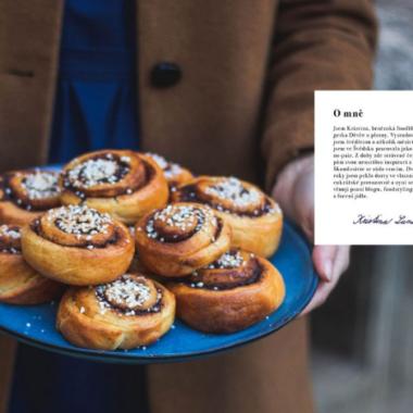 V kuchařce najdete ní všemožné dobroty od mandlového dortu krále Oscara  II. b8f2d49afe